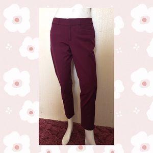 🐙Banana Republic Slim Ankle Pants
